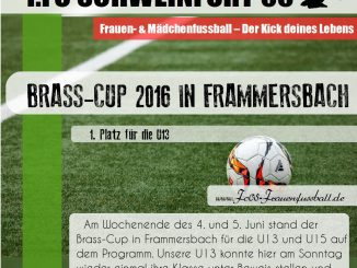 Brass-Cup 2016 in Frammersbach
