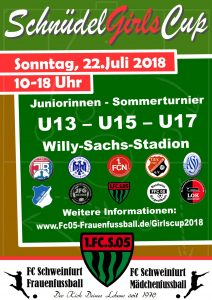 Schnüdel-Girls-Cup 2018